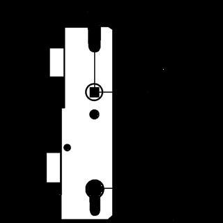 UPVC Locks